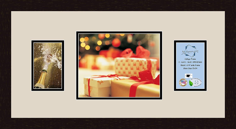 Berühmt Rahmen Mit öffnungen 4 8x10 Fotos - Benutzerdefinierte ...
