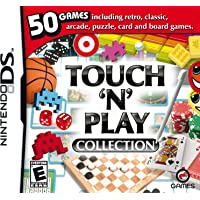 Touch N Play Collection - Nintendo DS