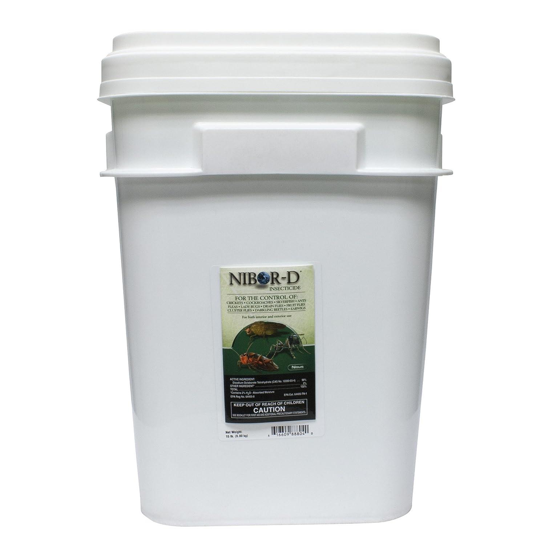 Nibor-D Green Pest Management Pesticide-15 lb bottle
