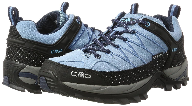 CMP Damen Rigel Low Wp Trekking- & & & Wanderhalbschuhe  756e80