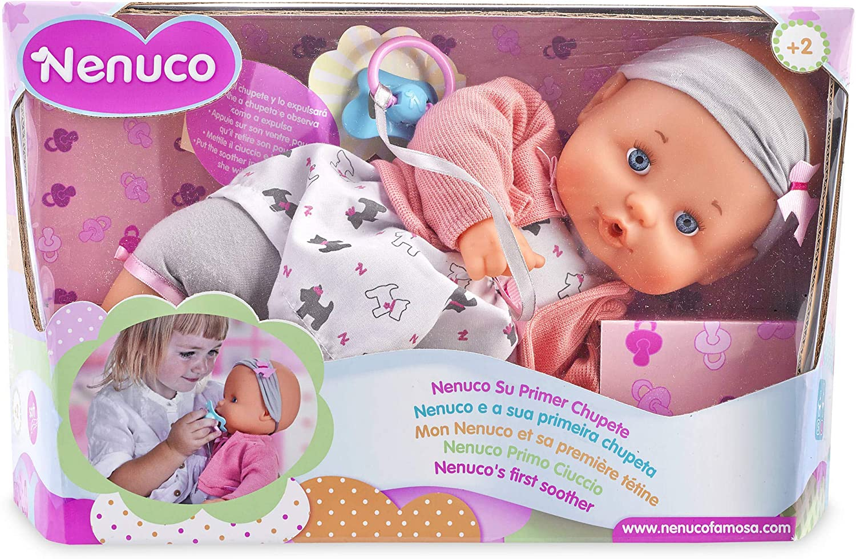 Amazon.es: Nenuco - Primer Chupete (Famosa 700014042): Juguetes y ...