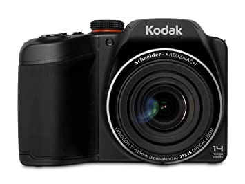 Amazon.com : Kodak EasyShare Z5010 Digital Camera with 21x Optical ...