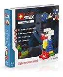 Light Stax Illuminated Building Blocks - 50-Piece Creative Set