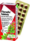Floradix Iron Supplement Tablets - Pack of 84 Tablets