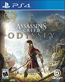 fe60deed12f Amazon.com  Assassin s Creed Odyssey - PlayStation 4 Standard ...