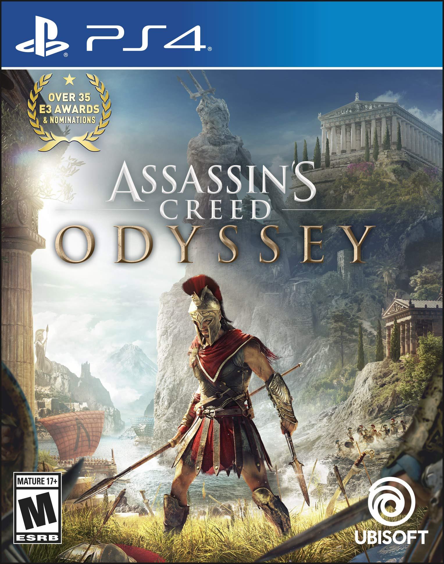 Assassin's Creed Odyssey - Edición estándar
