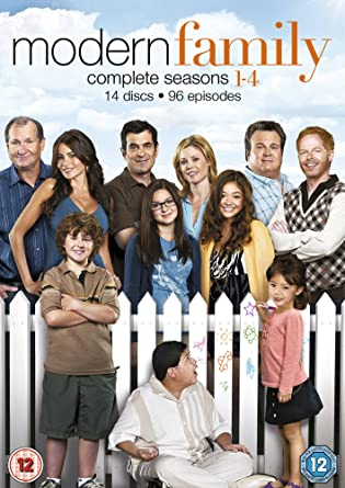 Amazon.com: Modern Family - Season 1-4 Box Set: Movies & TV