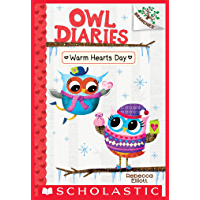 Warm Hearts Day: A Branches Book (Owl Diaries #5) (English Edition)