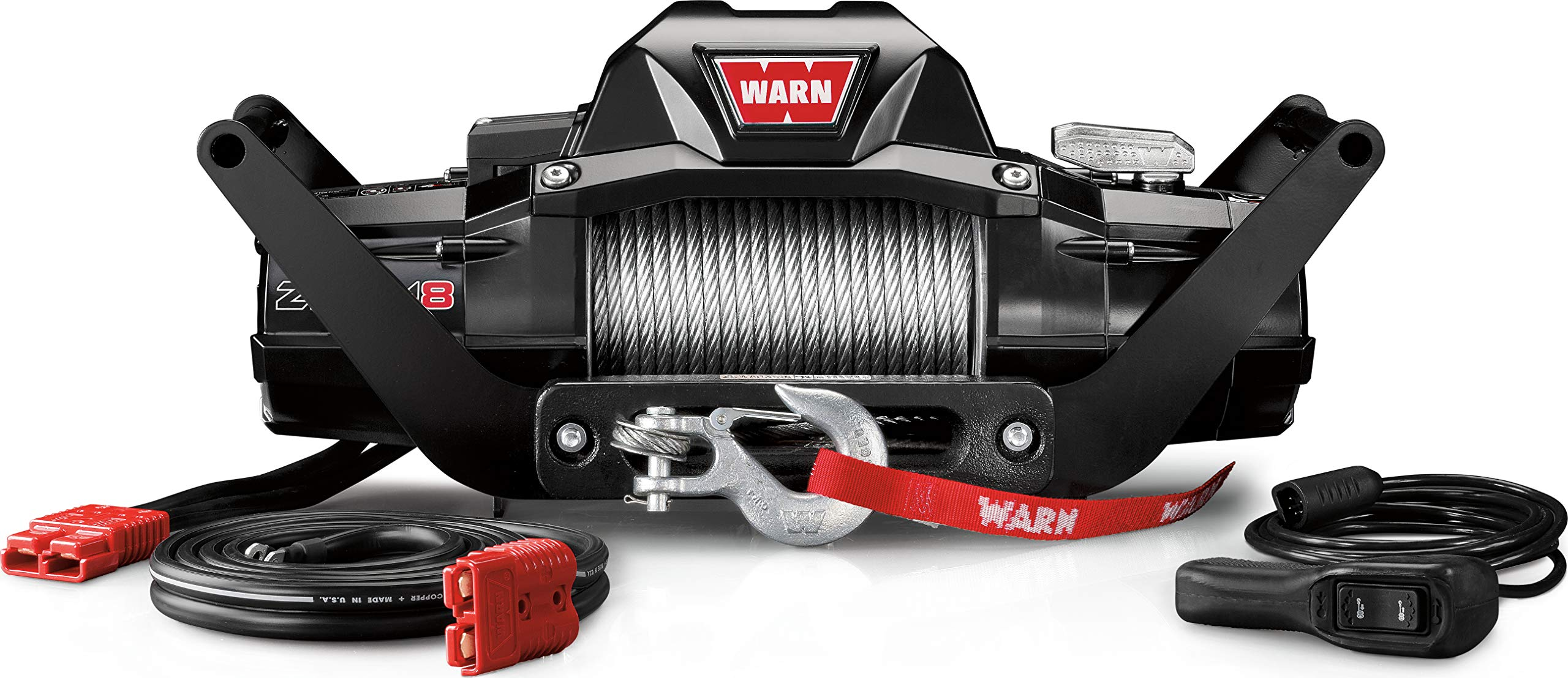 Warn 90260 Zeon 8 Multi-Mount Winch Kit