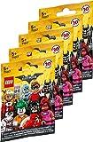 LEGO Minifigures 2017 - Batman Movie (71017) - 5 Tüten