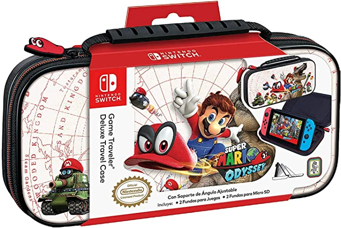 Ardistel - Game Traveler Deluxe Travel Case NNS57 (Nintendo Switch ...