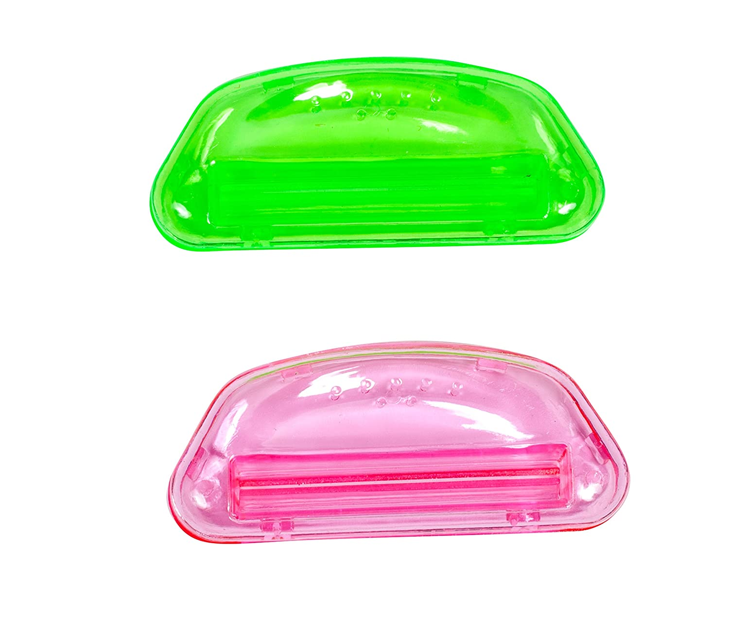 Amazon.com: Brite Concepts Tube Squeezers, 2 Count, Green and Pink, 2-pack (4 Tube Squeezers): Health & Personal Care