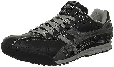   Skechers Ascoli Piceno Mens Sneakers Black