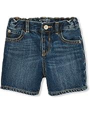 2d6950669a84 The Children s Place Boys  Big Denim Shorts