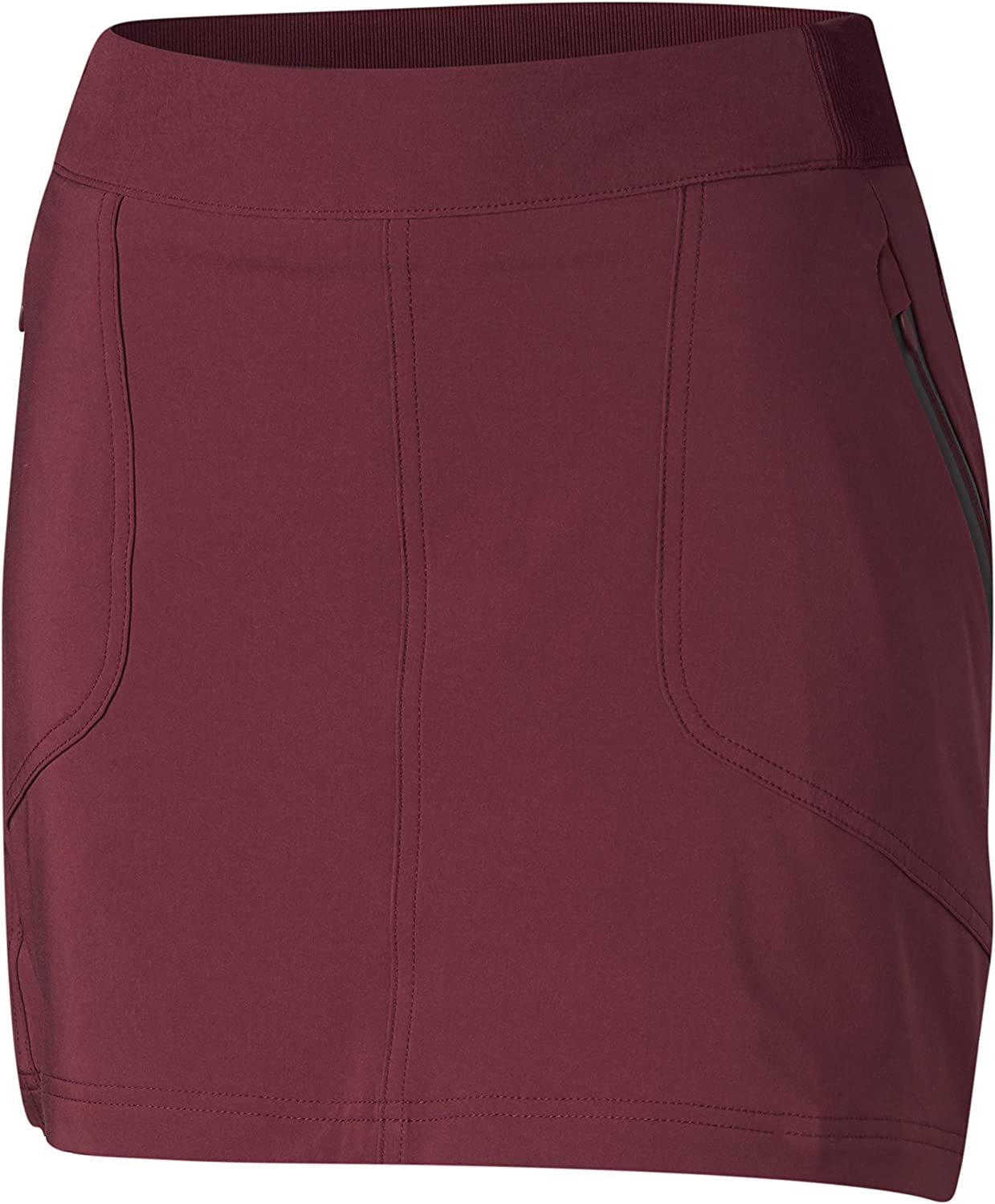 Water /& Stain Resistant Columbia Womens Bryce Canyon Skort