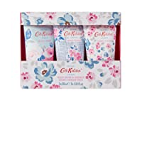 Cath Kidston Wild Rose and Quince Hand Cream, 30 ml, Pack of 3