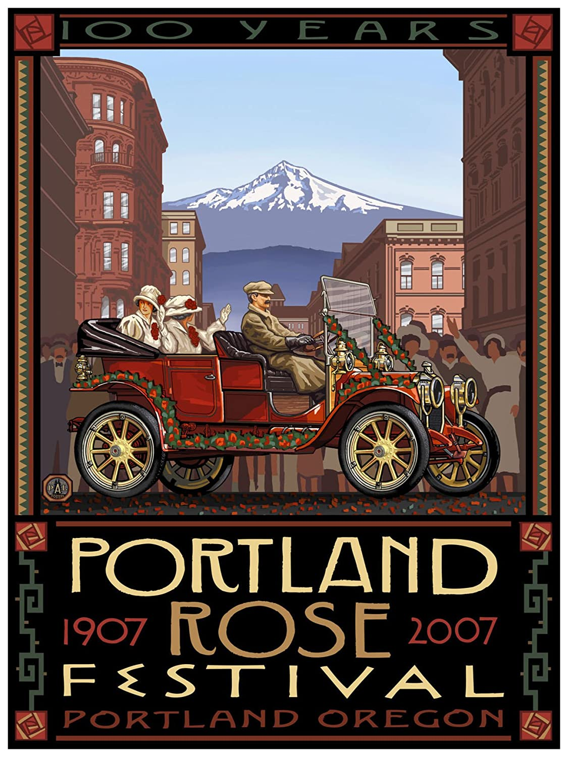 Image result for Portland antique posters