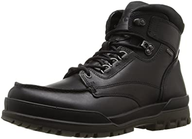 01dbee386195 ECCO Men s Track 6 Gore-Tex Moc Toe High Winter Boot Black