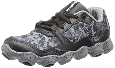 Reebok ATV19 Ultimate Running Shoe (Little Kid/Big Kid),Gravel/Flat