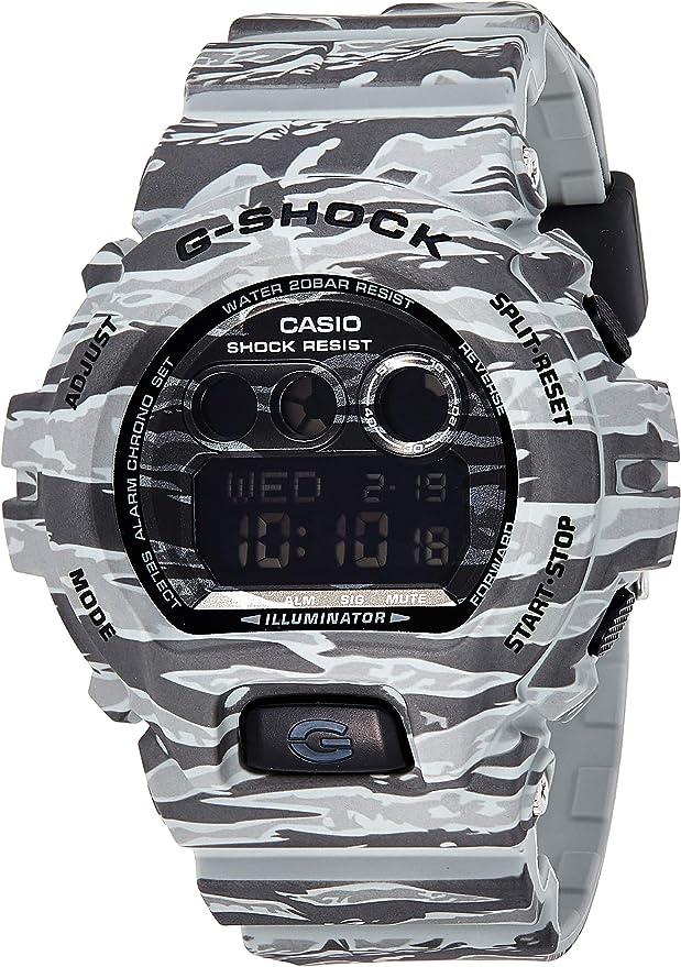 [カシオ]CASIO G-SHOCK メンズ 腕時計 Camouflage Series カモフラージュシリーズ GD-X6900CM-8 【逆輸入品】
