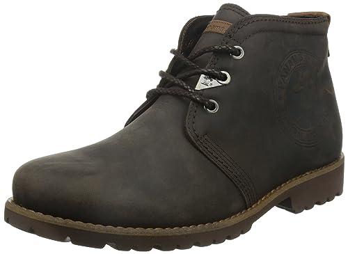 Panama Jack PICADILLY C4 - Botas de napa hombre, color marrón, talla 41: Amazon.es: Zapatos y complementos