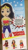 "Adorable Wonder Woman as a Cute 15"" Toddler Doll"