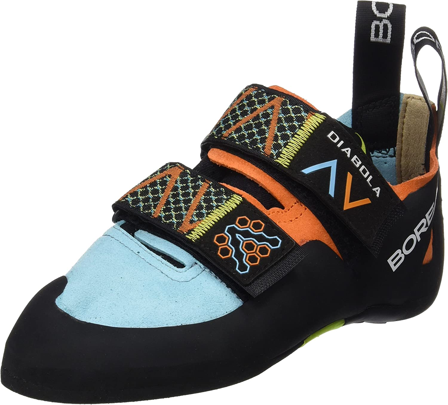 Amazon.com: Boreal Diabola Climbing Shoes - Womens: Sports ...