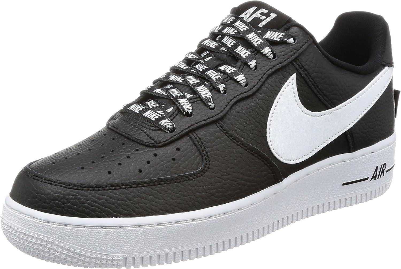 air force 1 blanco con negro