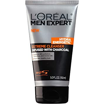 3f304e529aa L Oreal Paris Skincare Men Expert Hydra Energetic Facial Cleanser with  Charcoal for Daily Face