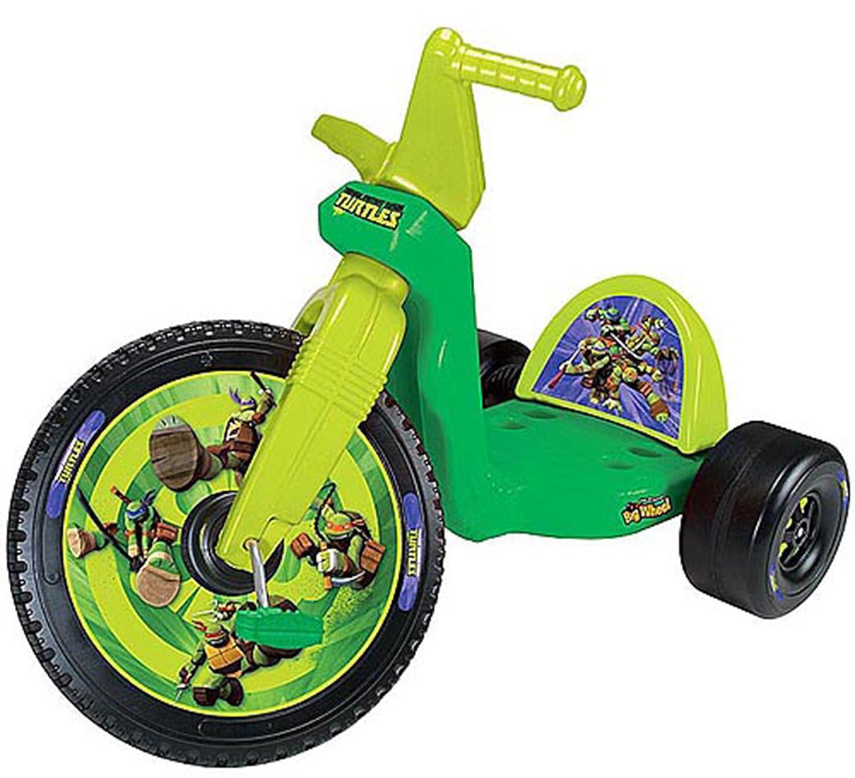 Amazon.com: The Original Big Wheel Nickelodeon Teenage ...