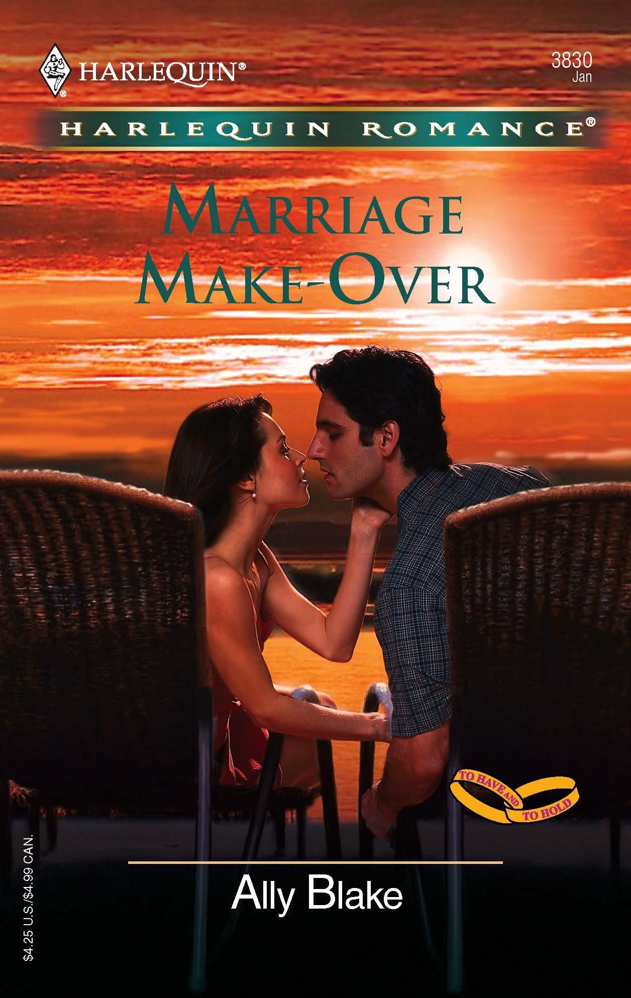 Read Online Marriage Make-Over pdf epub
