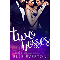 Two Bosses: MMF Romance (English Edition)