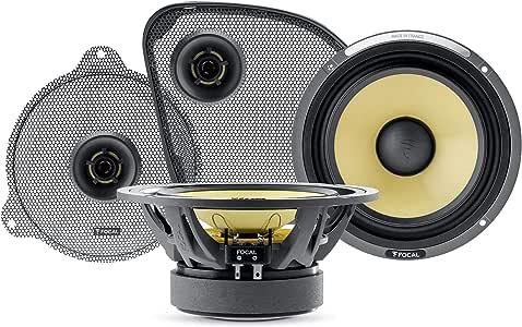 Focal HDK 165-2014 UP Kevlar Series Speaker Upgrade for 2014 and Up Harley-Davidson Motorcycles