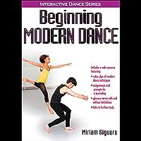 Beginning Modern Dance (Interactive Dance Series) book cover
