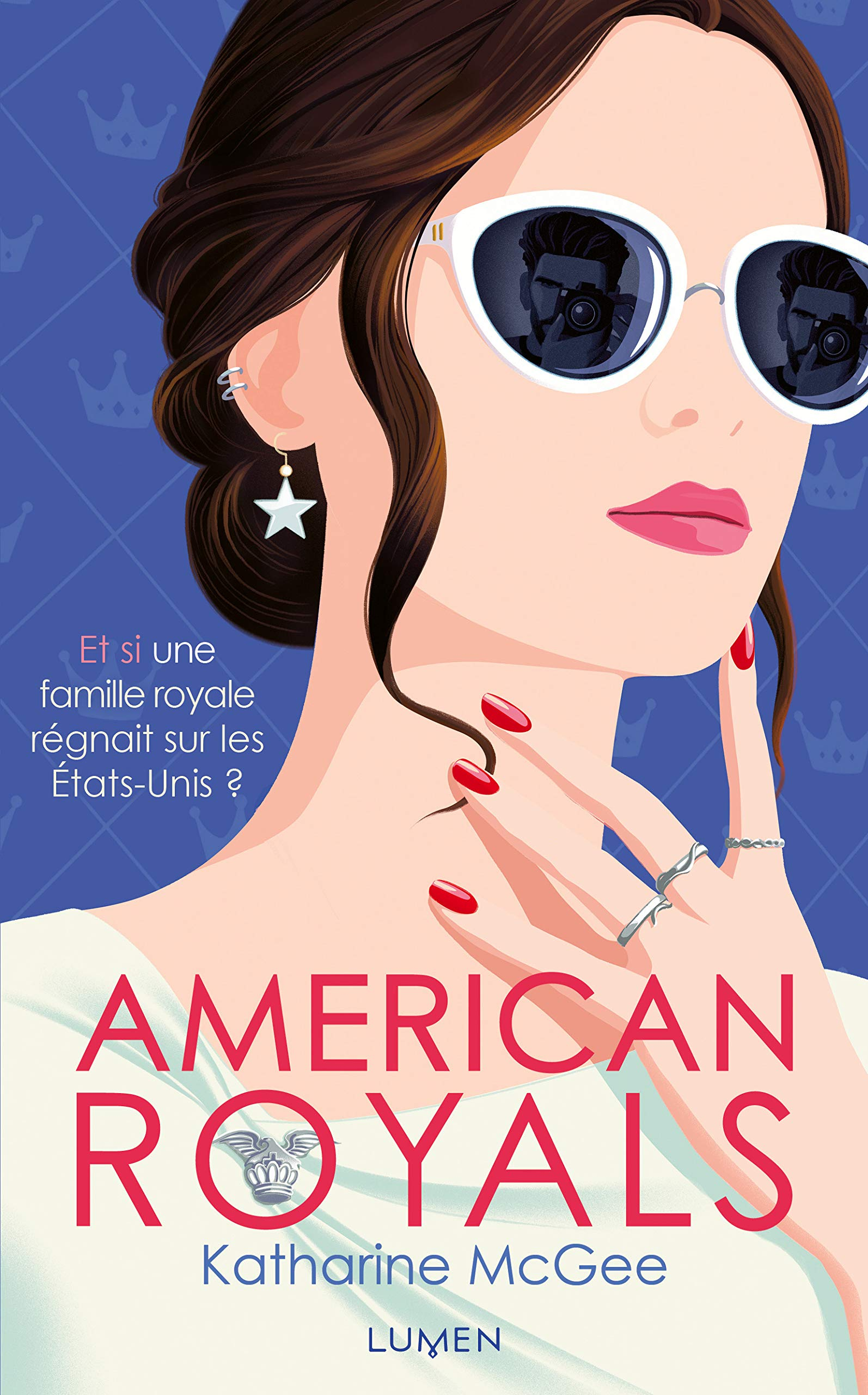 Amazon.fr - American Royals - Mcgee, Katharine, Chaplain ...