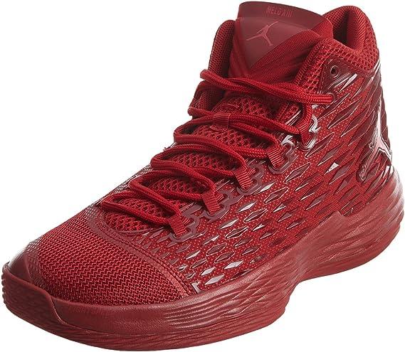 Jordan Nike Mens Melo M13 Basketball Shoe: Amazon.es: Deportes y ...