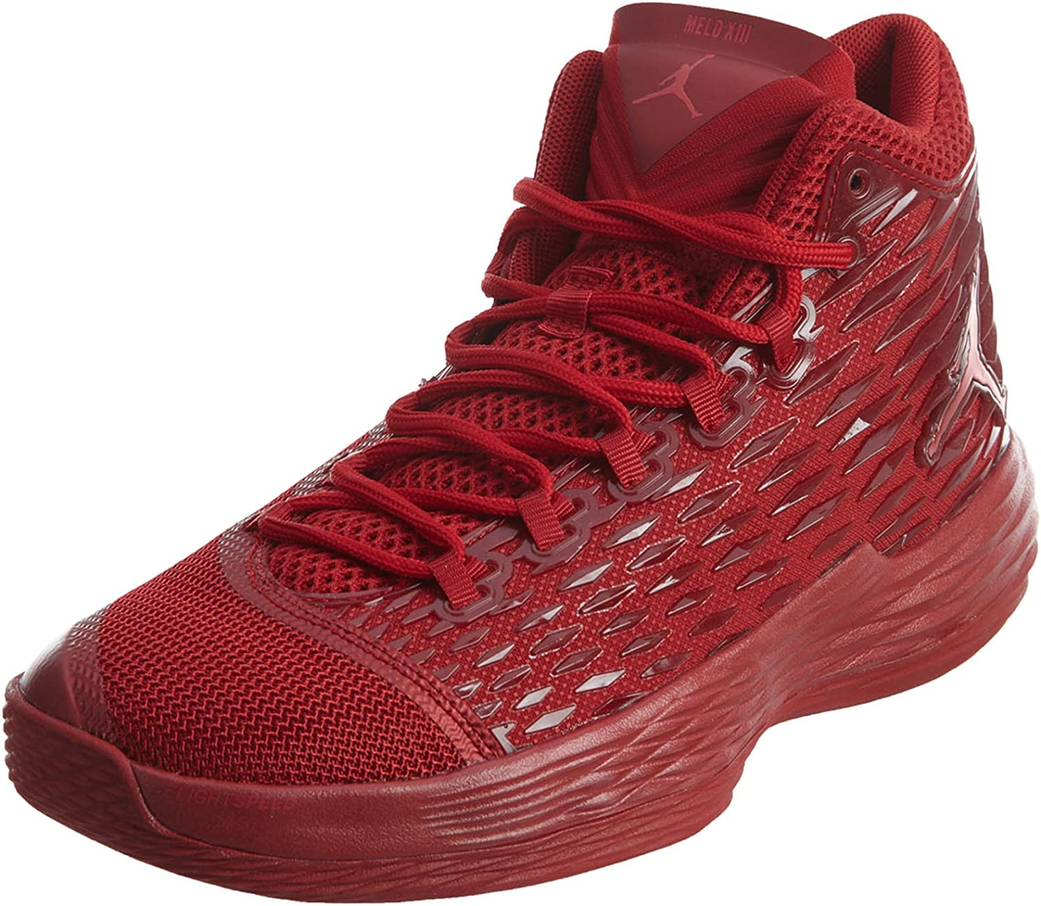 valle Stagione dimostrazione  Amazon.com | Jordan MELO M13 Mens Basketball-Shoes 881562-618_10 - Gym  RED/Gym RED-Black | Basketball