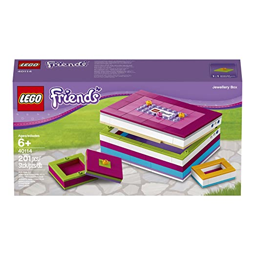 20 Best Lego Jewelry Boxes Reviewed by Our Experts - #6 is Our Top Pick - Magazine cover
