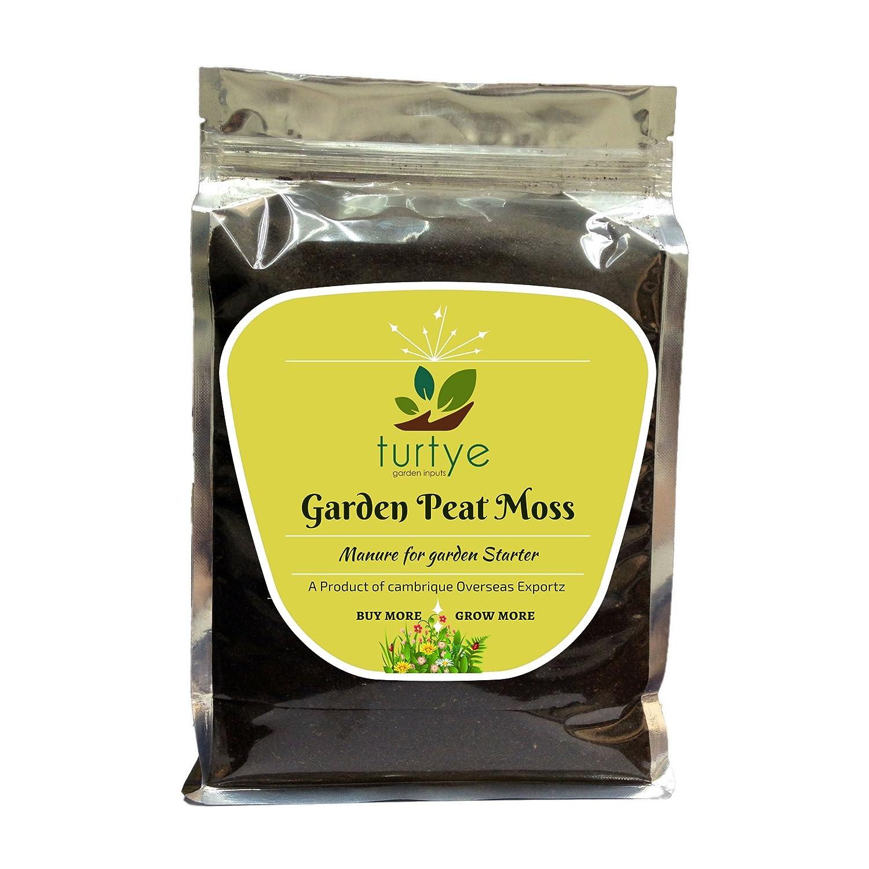 Turtye Garden Peat Moss 2 Kg'S For Gardening Plants