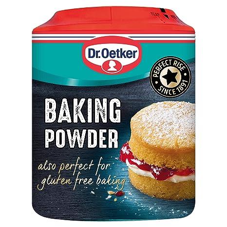 Dr  Oetker Gluten Free Baking Powder, 170g