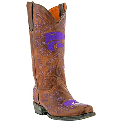GAMEDAY BOOTS NCAA Kansas State Wildcats Men's: Sports & Outdoors
