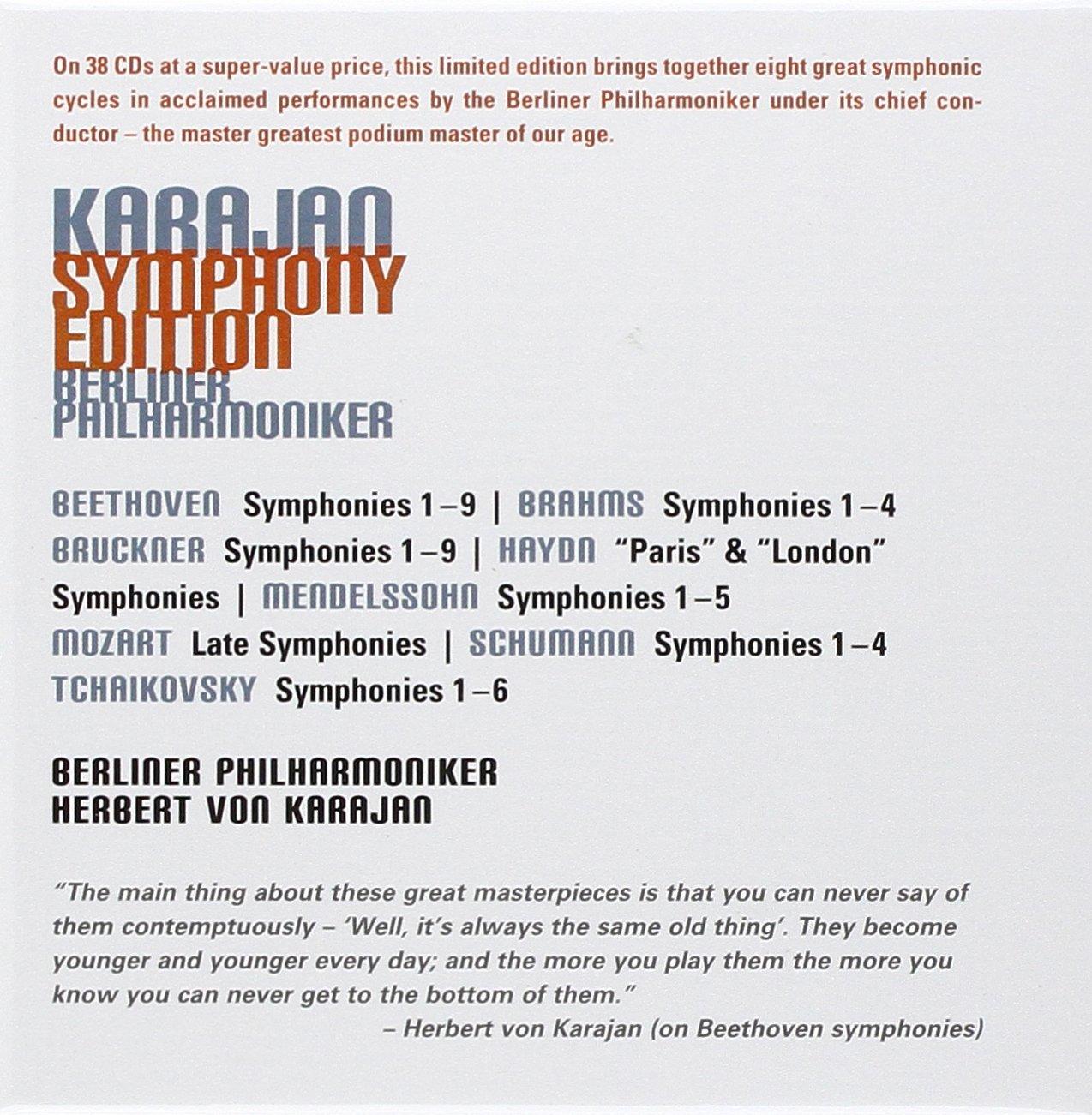 Bruckner symphonies dg 4777580 [jq]: classical cd reviews.