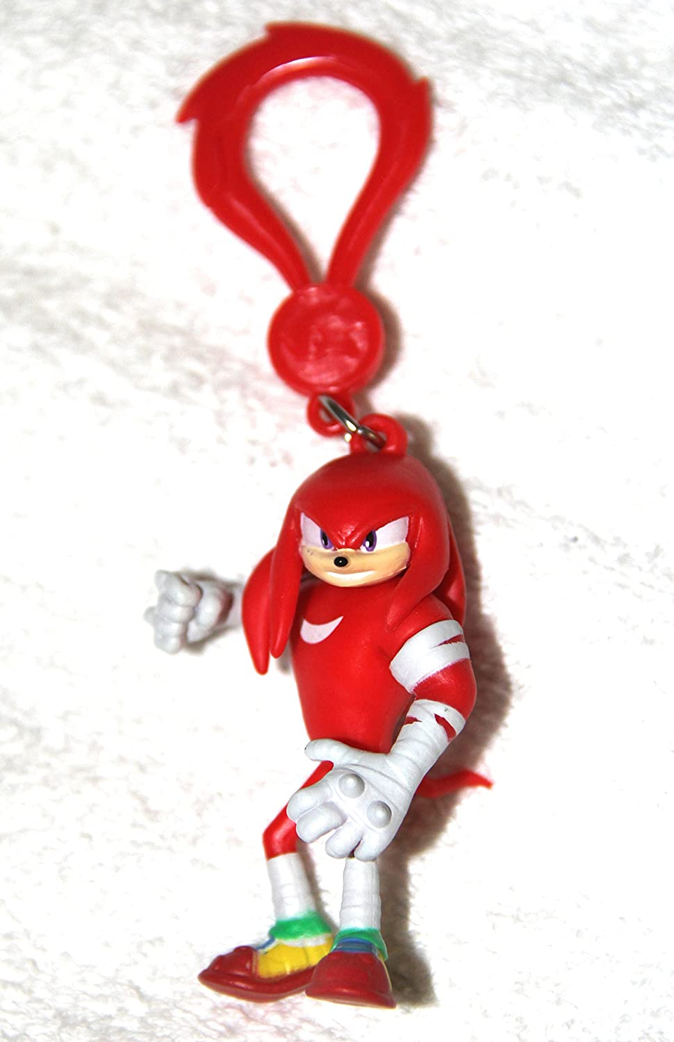 Amazon.com: Sonic Boom Backpack Hanger : Knuckles: Toys & Games