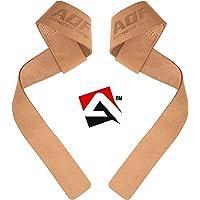 AQF Gewichtheffen Bandjes voor Gym, CrossFit niet-opgevulde Training Polssteun Bandjes Bodybuilding Powerlifting Fitness…