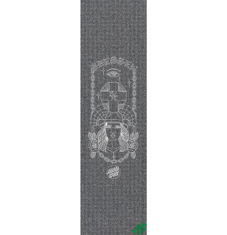 MobスケートボードGriptape Santa Cruz 33 x Dressen Trucha 9