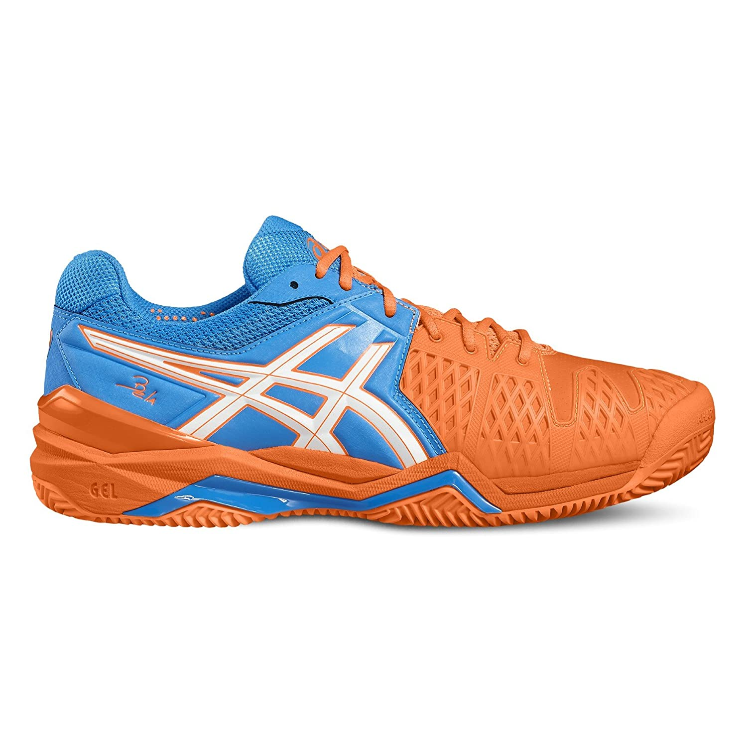 Zapatilla De Padel Asics Gel Bela 5 SG E607Y Color 4301-42,5: Amazon.es: Zapatos y complementos