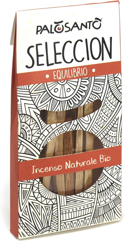 Incienso Natural Palo Santo - Variedad Selecciòn - 5 Palitos - Buen Humor, energía Positiva, purificación, perfumar el hogar - Sanacion Chamanica
