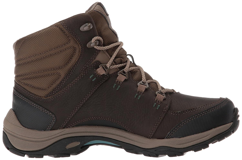 Ahnu Women's Mens Hiking Boot B072MHNX1J 10.5 B(M) US|Dark Brown