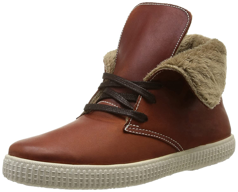 Victoria Safari Alta Piel Tintada Pelo Unisex-Erwachsene Stiefel