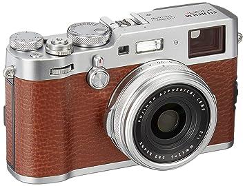 Fujifilm X100F 24 3 MP APS-C Digital Camera - Brown